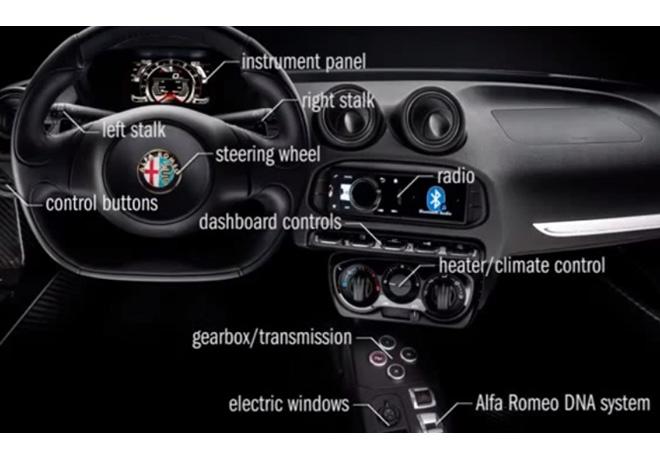 Alfa Romeo 4C incursiona con la realidad aumentada 2