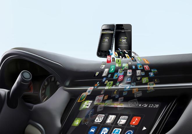 Bosch lleva internet al auto 1