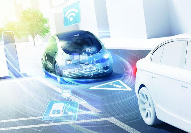 Bosch lleva internet al auto 2