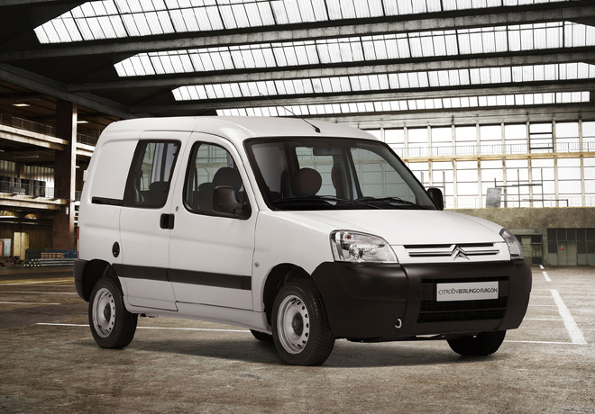 Citroen Berlingo Furgo Mixto 1