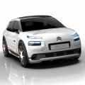 Citroen C4 Cactus Airflow 2L Concept Car 1