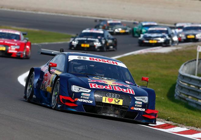DTM - Zandvoort - Mattias Ekstrom - Audi