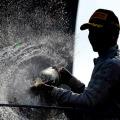 F1 - Italia 2014 - Lewis Hamilton en el Podio