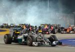 F1 - Singapur 2014 - Carrera - Lewis Hamilton - Mercedes GP 1
