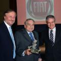 Fiat Auto Argentina recibio el Premio Fortuna a la Mejor Empresa Automotriz