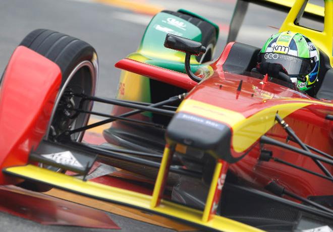 Formula E - Beijing-China 2014 - Lucas di Grassi - Audi Sport ABT