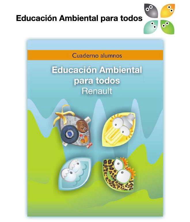 Fundacion Renault - Educacion Ambiental para todos Renault