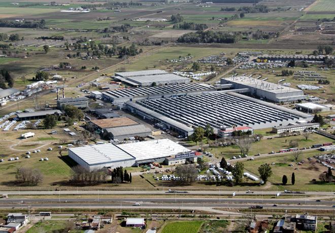 Mercedes-Benz Argentina - Centro Industrial Juan Manuel Fangio