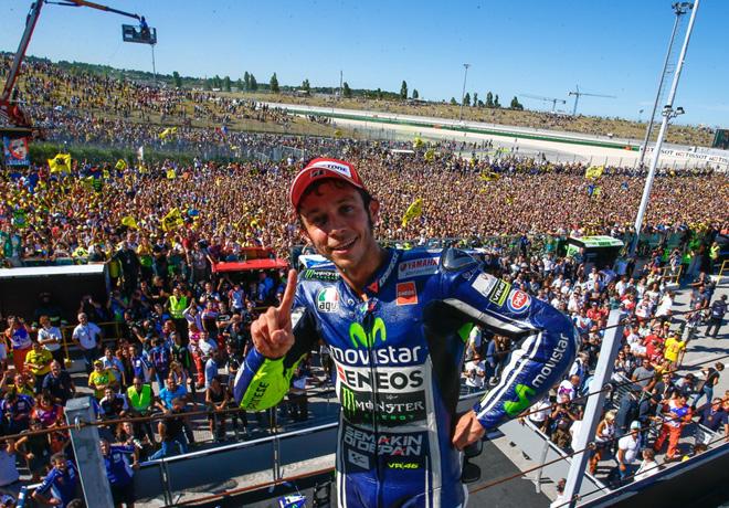 MotoGP en Misano – Carrera: ¡Volvió Valentino!