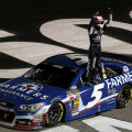 NASCAR - Atlanta - Kasey Kahne - Chevrolet SS