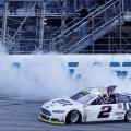 NASCAR - Chicagoland - Brad Keselowski - Ford Fusion