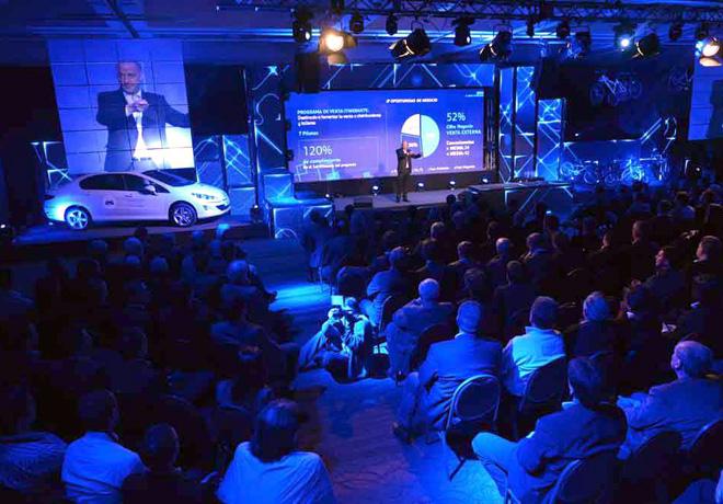 Peugeot - Convencion anual de Postventa