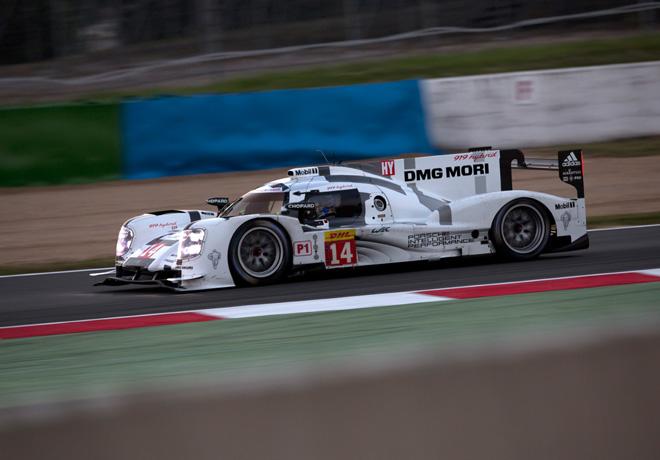 Porsche 919 Hybrid finaliza exitosas pruebas de verano 3