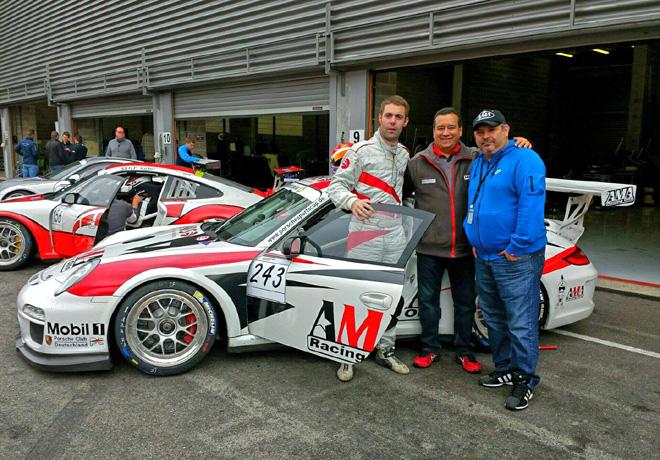 Porsche Sports Cup en Spa-Francorchamps – Carrera 1: Juan Cruz Álvarez fue séptimo.