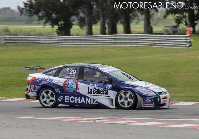 TC2000 - Buenos Aires II 2014 - Mario Gerbaldo - Ford Focus III