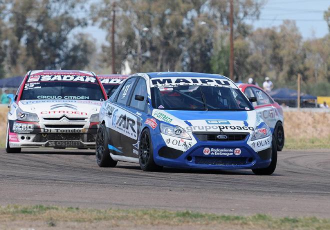 Turismo Nacional en San Martín, Mendoza – Carrera: Victoria de Hanna Abdallah en la Clase 2 y de Pablo Piumetto en la 3.