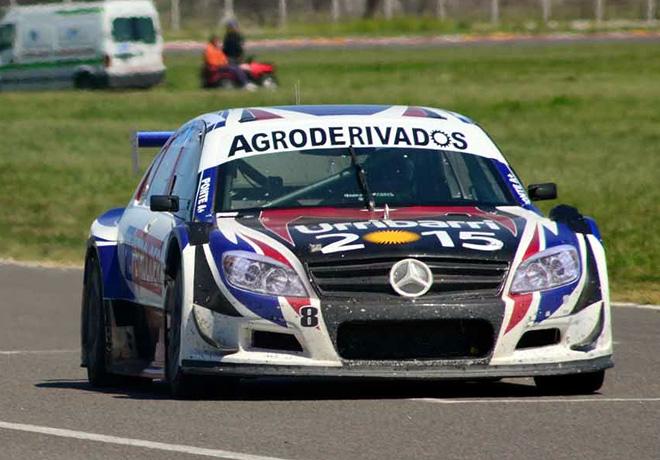 Top Race - Toay 2014 - Martin Ponte - Mercedes-Benz