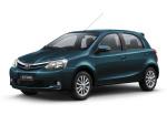 Toyota Etios Azul