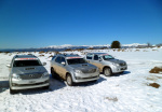 Toyota - Travesia off road por Neuquen 3