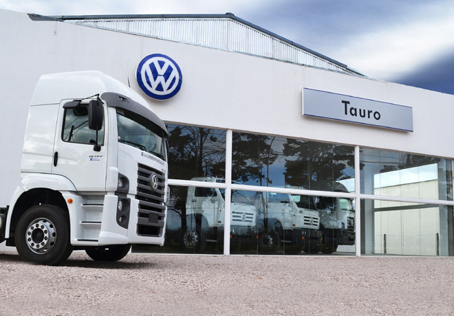 VW Camiones  Buses - Tauro Automotores