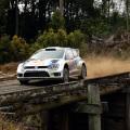 WRC - Australia 2014 - Dia 2 - Sebastien Ogier - VW Polo R