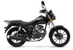 Zanella - Linea Custom - Black Street 150