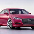 Audi TT Sportback concept 1