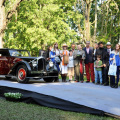 Autoclasica 2014 - Voisin C28 Chancellerie Berline de Voyage 1936 se adjudicó el premio -Best of Show-