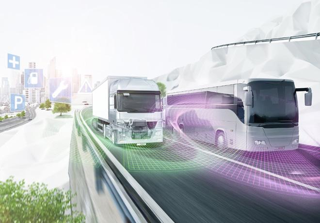 Bosch - tecnologia Diesel Gas para vehiculos comerciales 1