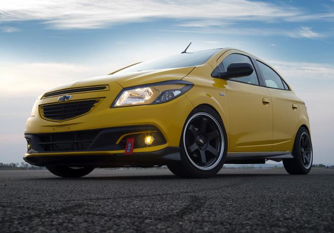 Salón Internacional del Automóvil de San Pablo: Chevrolet exhibe 4 Concepts inéditos.
