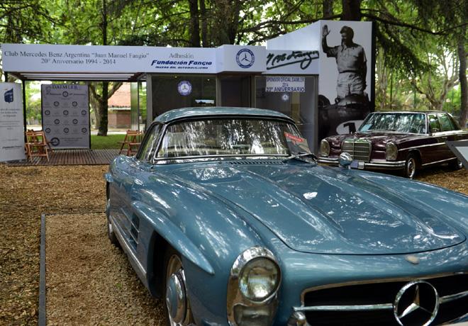 Club Mercedes-Benz en Autoclasica 2014 1