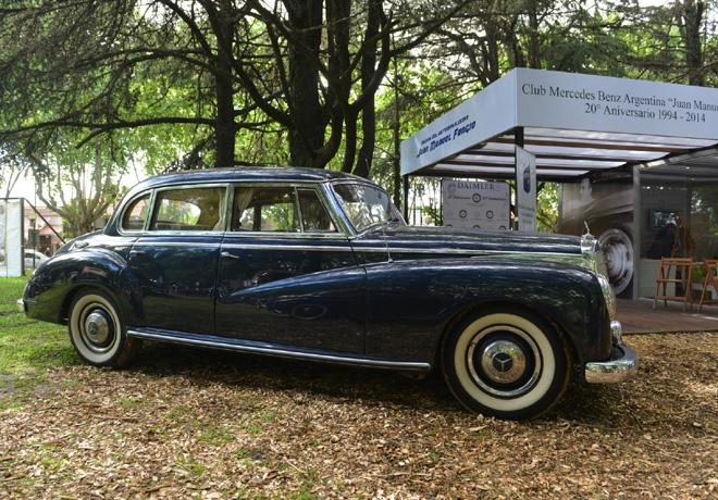 Club Mercedes-Benz en Autoclasica 2014 2