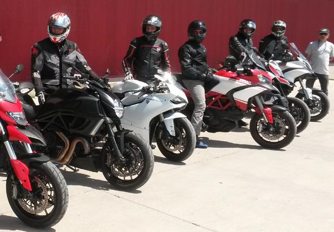 Ducati Demo Experience 2