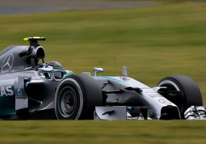 F1 - Japon 2014 - Nico Rosberg - Mercedes GP
