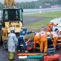 F1 - Japon 2014 - Terrible accidente de Jules Bianchi
