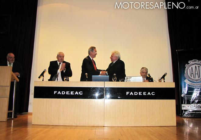 FADEEAC - 1ra Jornada - Creando Vinculos y Propuestas para la Gestion en Seguridad 1