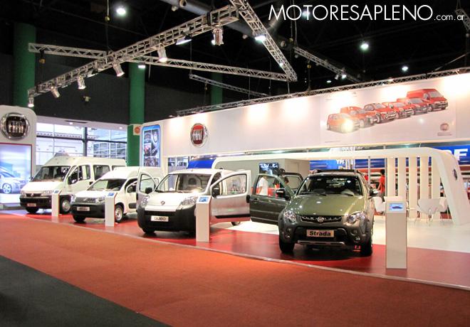 Fiat en Expo Transporte 2