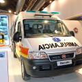 Fiat presente con vehiculos transformados en ExpoMEDICAL 4