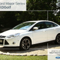 Ford Focus - Major Series - Ford Kinetic Design Golf Invitational