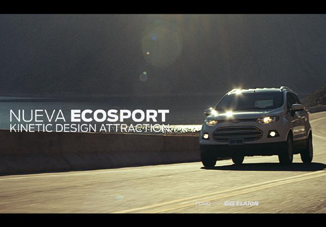 Ford - La Nueva EcoSport desafia la curiosidad 1