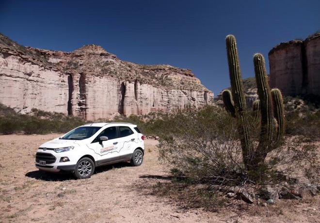 Ford - La curiosidad de la gente movio la nueva EcoSport