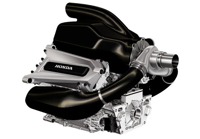 Formula 1 - Motor Honda 2015