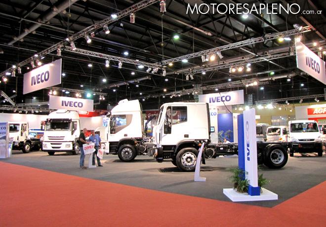 Iveco en Expo Transporte 1