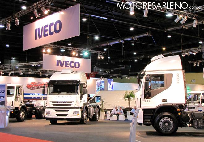 Iveco en Expo Transporte 2