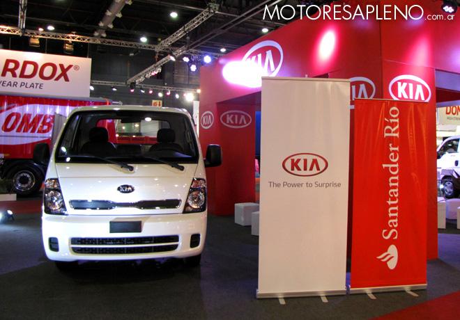 Kia en Expo Transporte 1