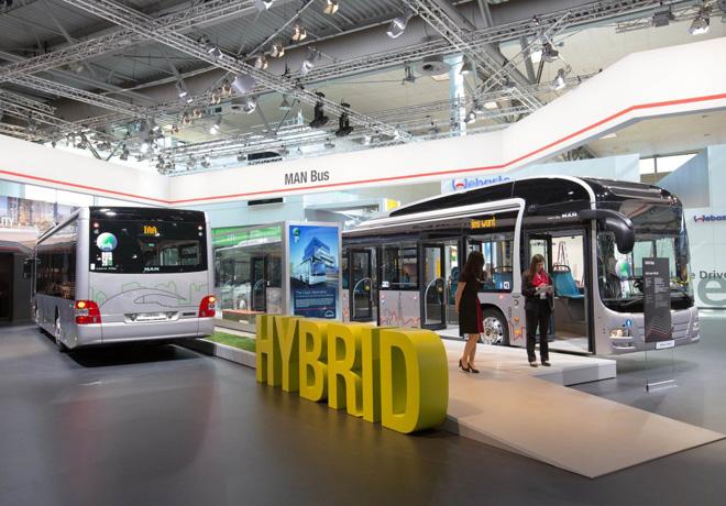 MAN Latin America presenta nuevas tecnologías en la IAA Vehiculos Comerciales 2014 1