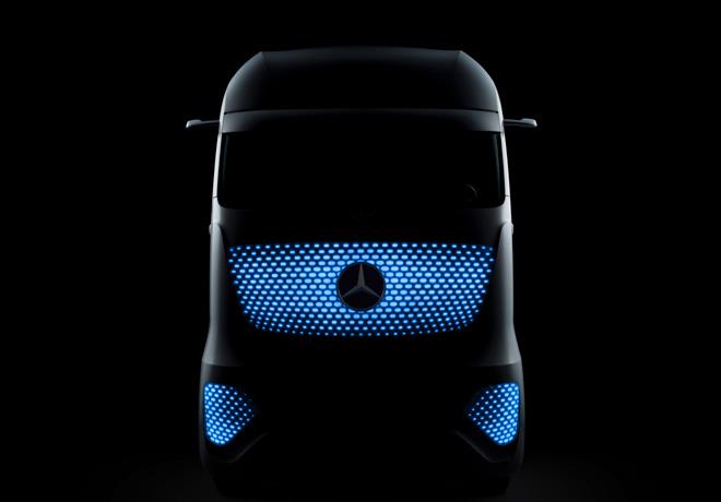 Mercedes-Benz Future Truck 2025 1