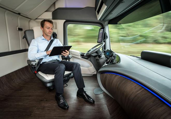 Mercedes-Benz Future Truck 2025 2