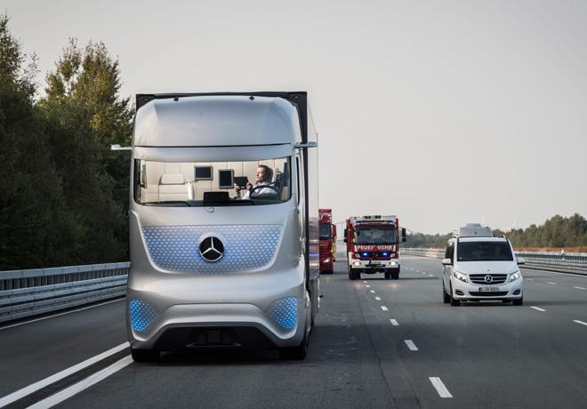 Mercedes-Benz Future Truck 2025 3