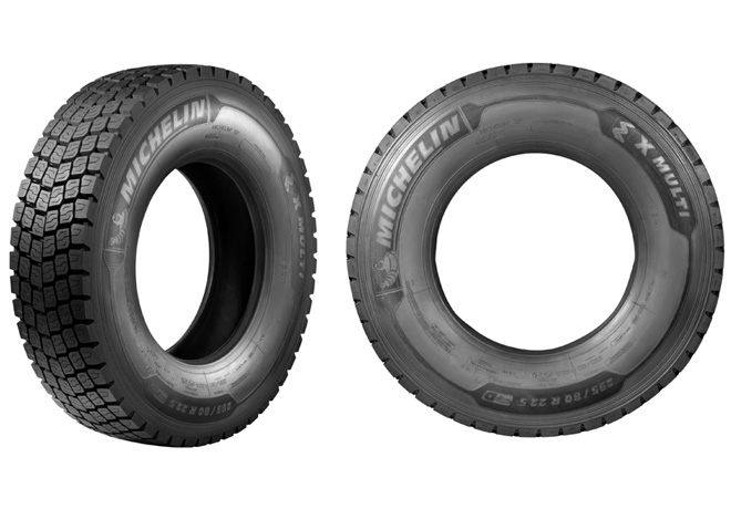 Michelin X Multi D 1